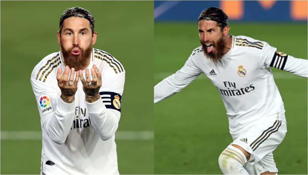 Ramos scores again as Los Blancos go four points clear in La Liga