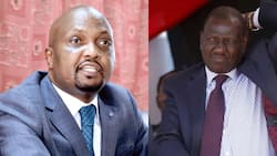 Analysis: All Eyes on Moses Kuria as He Goes Silent During William Ruto's Hour of Need