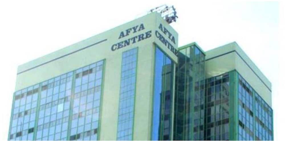 Afya Center Building. Photo: Nation