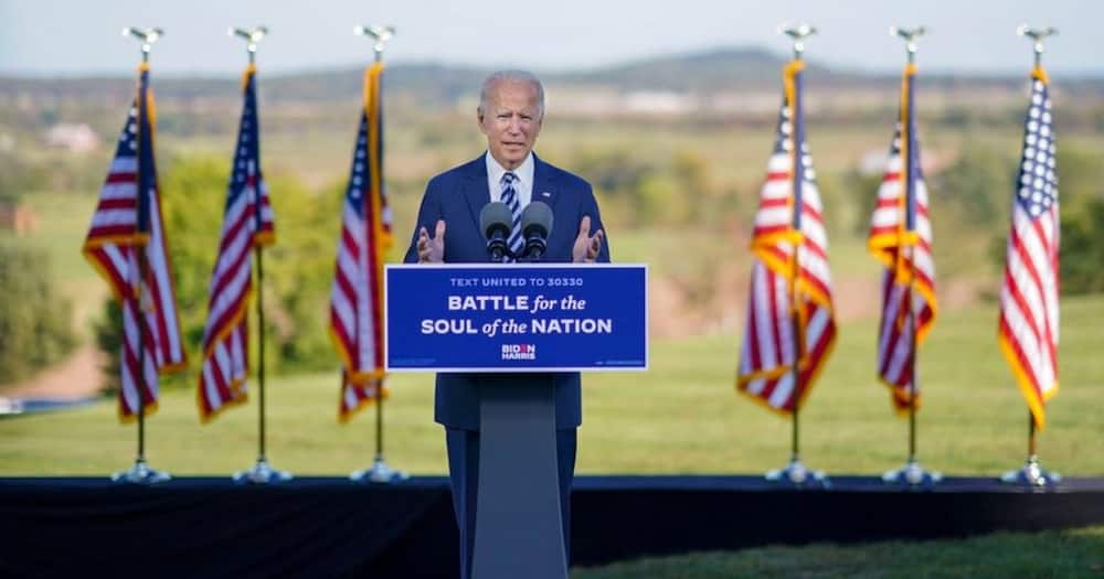 Joe Biden apata ulinzi zaidi huku akiendelea kuongoza kura