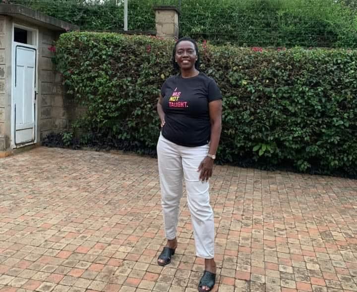 Picha ya Martha Karua yawasisimua wanamtandao