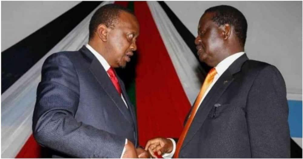 Korti yawaagiza Raila,Uhuru kuandikisha taarifa kuhusu kesi ya video ya CCTV usiku