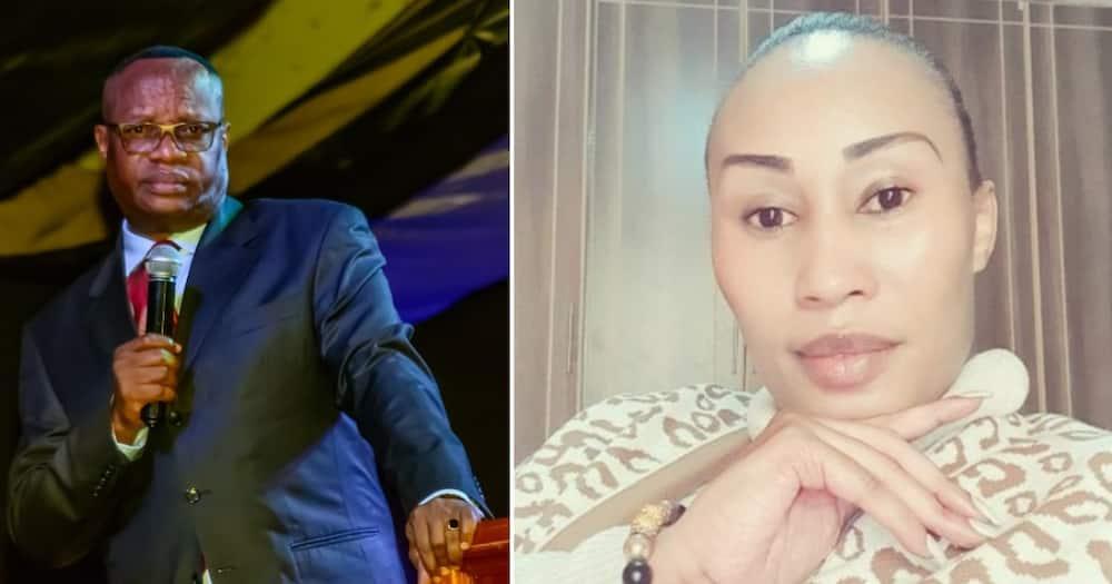 Pastor Ng'ang'a Asimulia Vile Kina Dada Huweka Wahubiri Kwenye Mtego