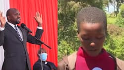 Kipchumba Murkomen Offers to Help Girl Who Lacked Form One School Fees