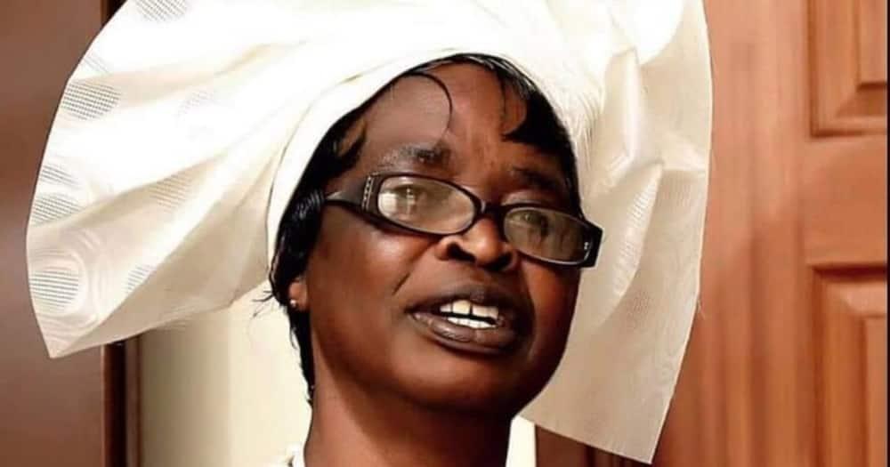 Gladys Erude was widowed at 24.