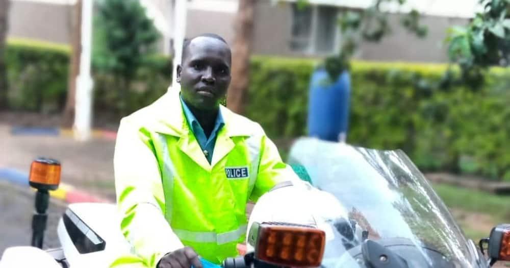 Sukari: Kenyan policeman shows off his dance moves in hilarious video, netizens react