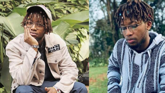 Mutahi Kagwe's Rapper Son Kahush Claims He Was Kidnapped, Knows Where Perpetrators Live