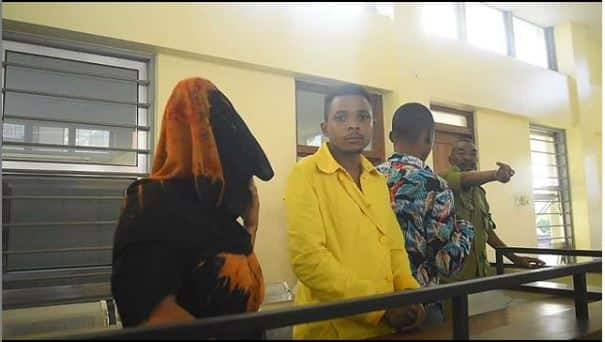 TZ socialite Amber Rutty, hubby slapped with 5 year jail term for posting their bedroom video online