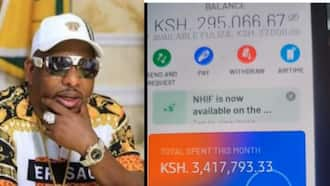 Mike Sonko Tempts Netizens with Heavy M-Pesa Balance at Night, Sends Tokens to Some