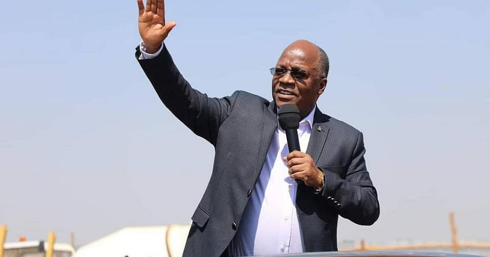 President Magufuli says testing kits could be inflating COVID-19 cases