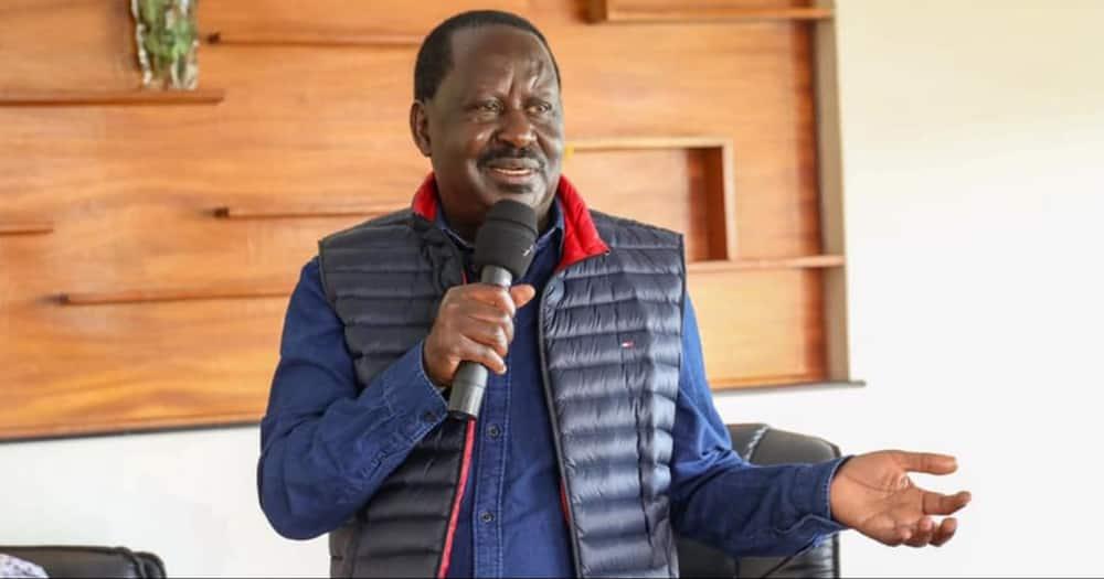 BBI reggae is back: Raila in celebratory mood after receiving report