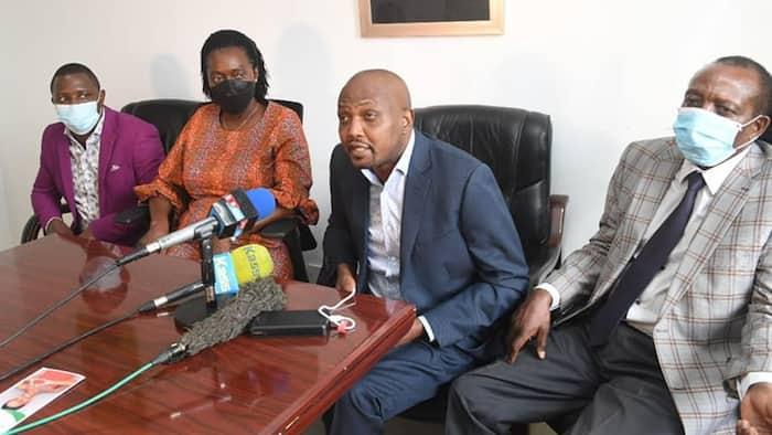 Moses Kuria Bars Kenyans Above 45 Years from Seeking MCA's Seat on Chama Cha Kazi Ticket