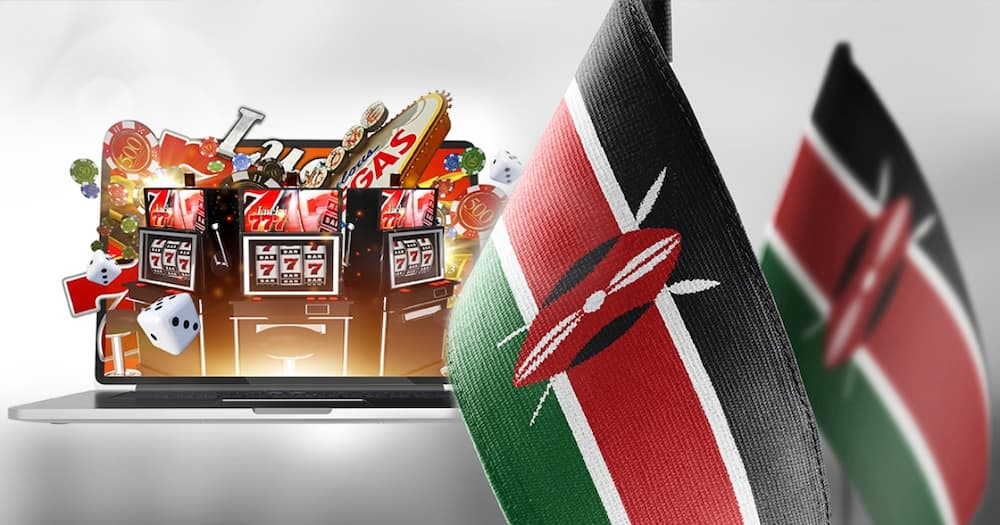 The online gambling market in Kenya is always in the top three on the African Continent. Photo: UGC.