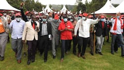 Rift Valley leaders put Ruto under fire for sabotaging constitutional amendments