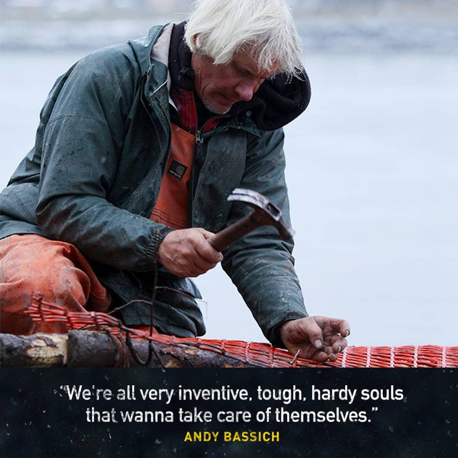 What happened to Andy on Life Below Zero