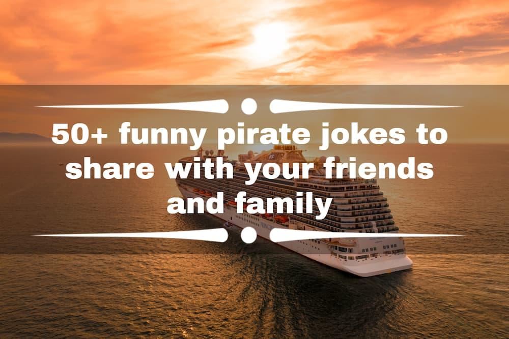 pirate jokes