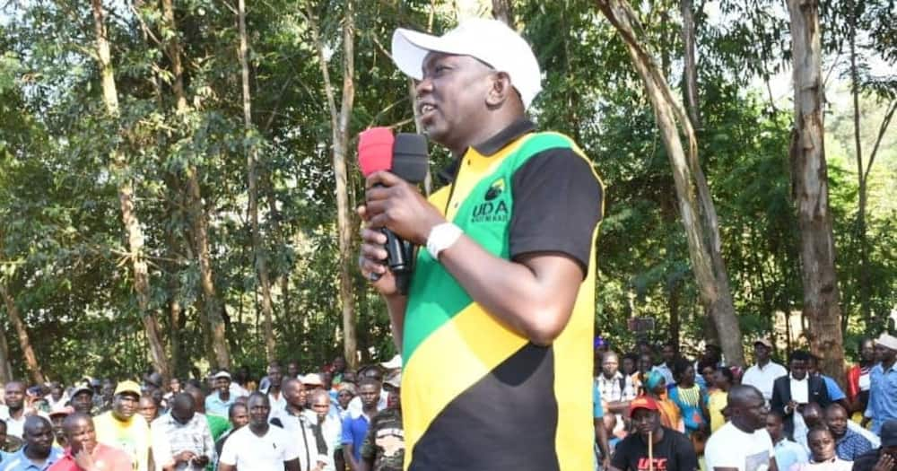 """Oscar Sudi says he's impressed by Matungu, Kabuchai by-elections: """"We had no touch initially"""""""