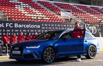 Check out photos of Barcelona star Lionel Messi incredible KSh3.5 billion car collection