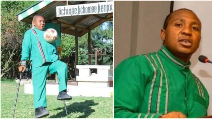 MP Sankok Set to Table Bill Compelling Kenyans to Wear Green Attire Every Monday, Friday