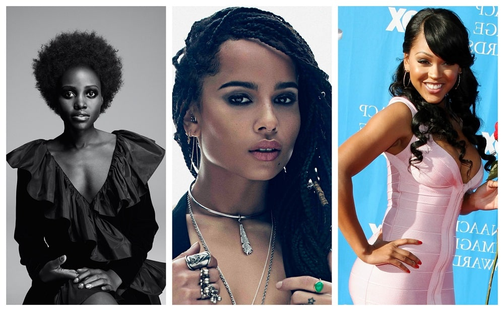 List of beautiful black actresses in their 30s