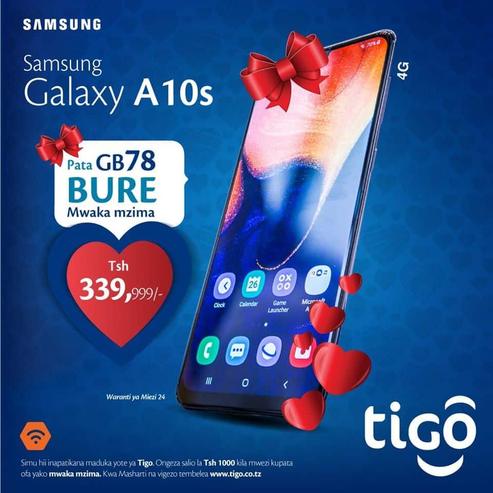 tigo tanzania phone offers