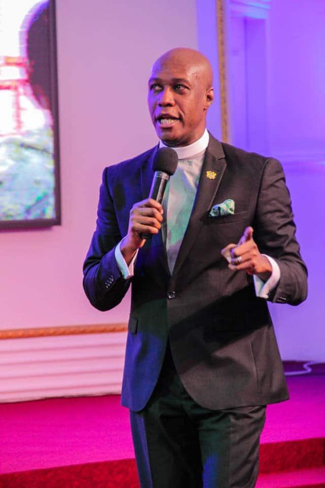 Prophet Kofi Oduro.