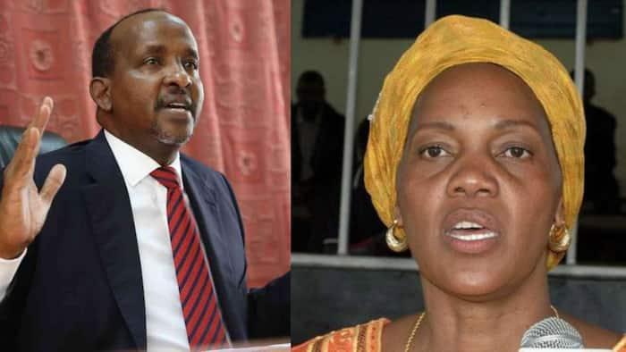 """""""I am Not Your Boyfriend"""": Aden Duale Achemkia Mbunge wa ODM"""