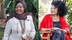 "Mwanaisha Chidzuga Emotionally Mourns Late Politician Mum: ""Mola Amekupenda Zaidi"""