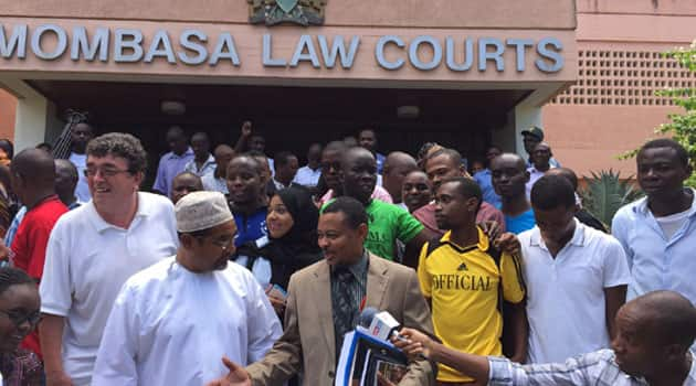 Muhuri accuses 4 judges of refusing to hear their case challenging BBI legality