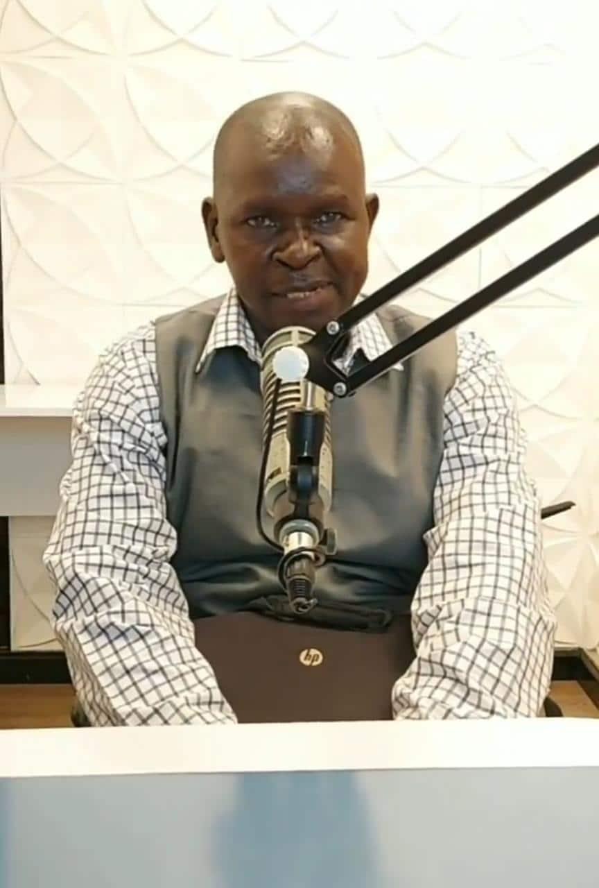 Hajamsahau: Babake DJ Evolve asema kuhusu mchumba wa kijana wake