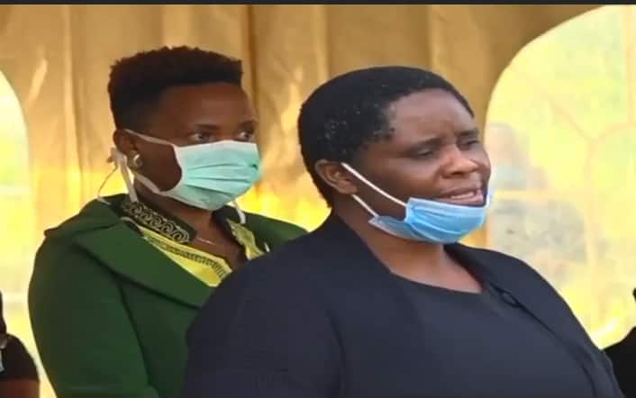 Papa Shirandula's wife accuses doctors of negligence during burial