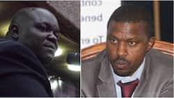 Nicodemus Odongo named NHIF's acting CEO as Geoffrey Mwangi is suspended amid graft probe