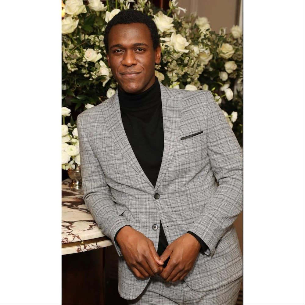 Black british actors under 30