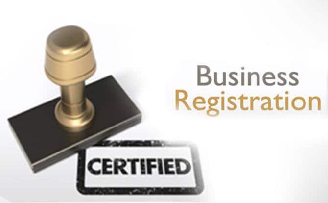 Business name registration form in Kenya