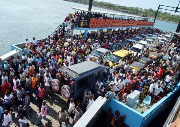 Likoni ferry tragedy