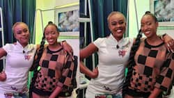 Janet Mbugua Says She Lost Ability to Wear High Heels After 2 C-Section Deliveries