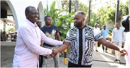 William Ruto hosts Hassan Joho as 2022 realignments gain momentum