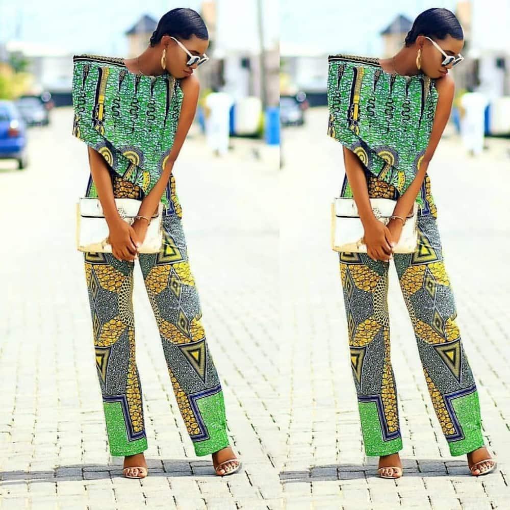 Kitenge dress designs 2019