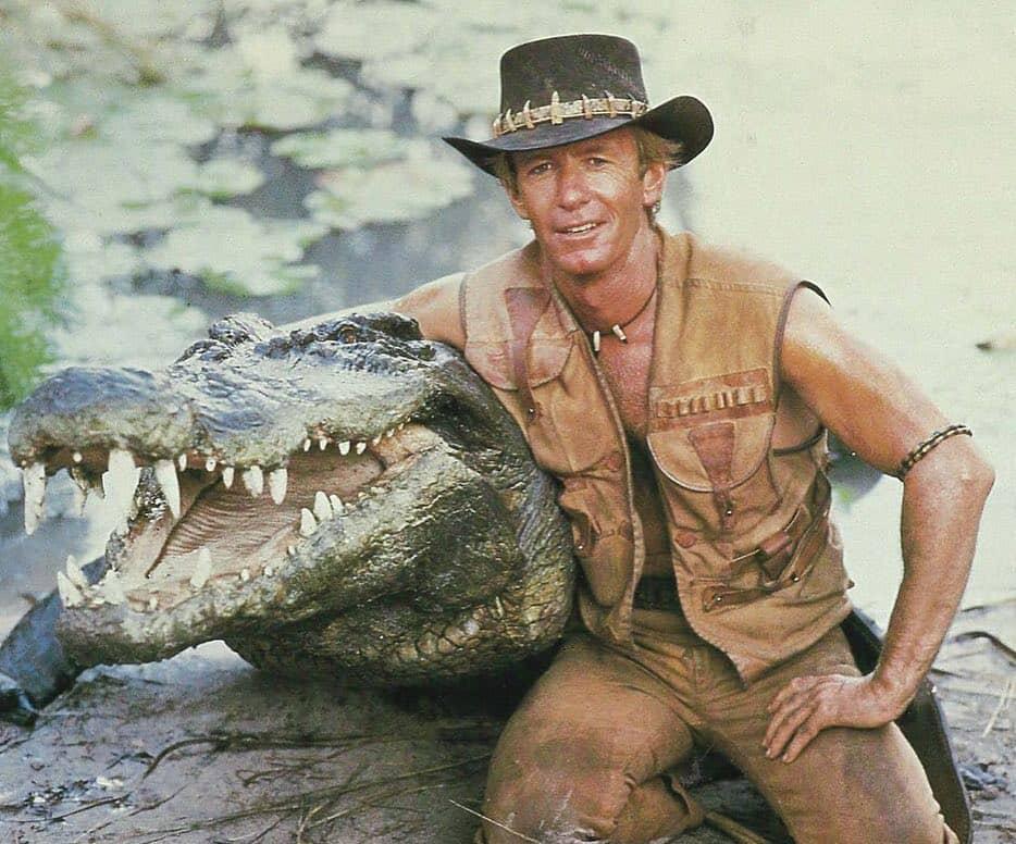 Crocodile Dundee Paul Hogan spouse, children, net worth