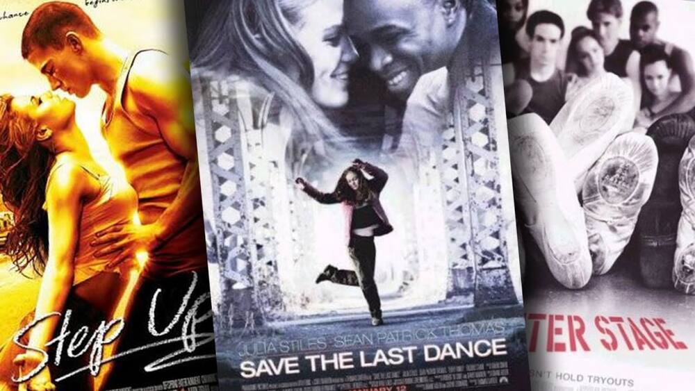 15 best dance movies of all time ▷ Tuko co ke