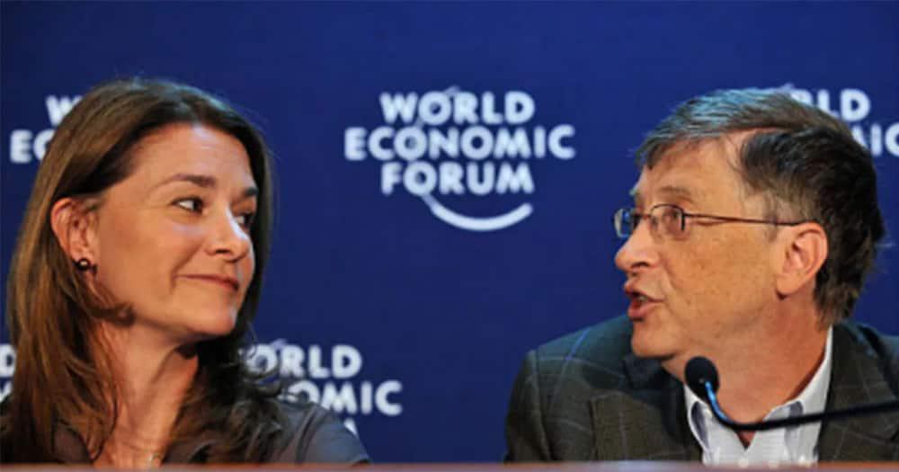 Bill Gates gave Melinda stocks worth KSh 190 billion on same day she filed for divorce