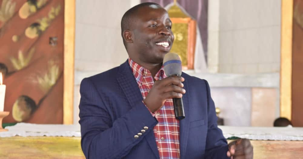 Stephen Sang emerged the fifth-best governor in Kenya.