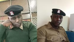 """Kenyans console """"depressed"""" police officer who claimed frustration by his senior"""