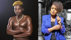 Eric Omondi refers to Avril as former musician in bitter online exchange