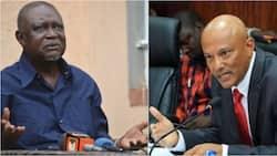 Raila's elder brother Oburu Oginga accuses EACC of unfairly targeting him in graft war
