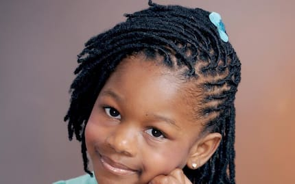 Cutest African baby hairstyles
