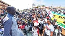 William Ruto Gets Heroic Reception in Raila's Migori Backyard
