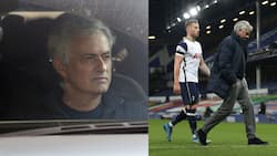 Jose Mourinho breaks silence for first time since sacking