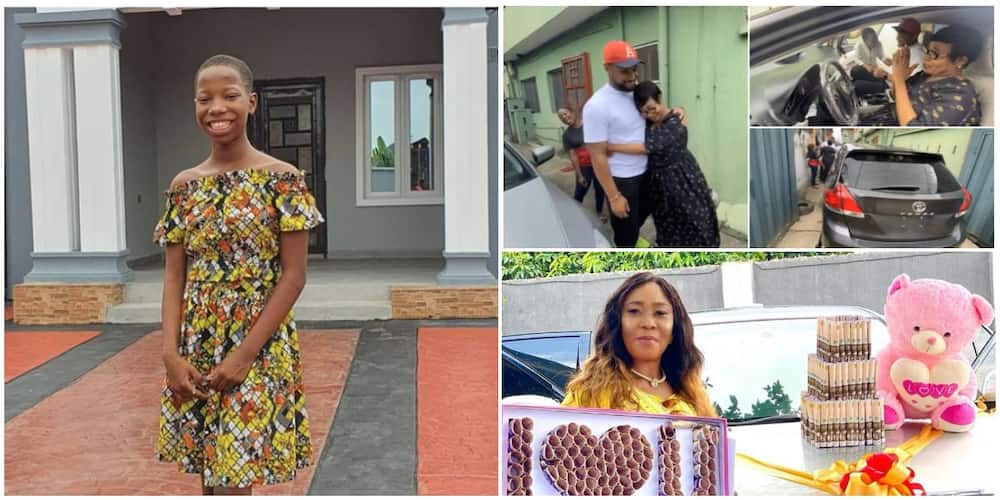 2020 in review: 8 Nigerian celebrities who bought cars, built homes for their parents