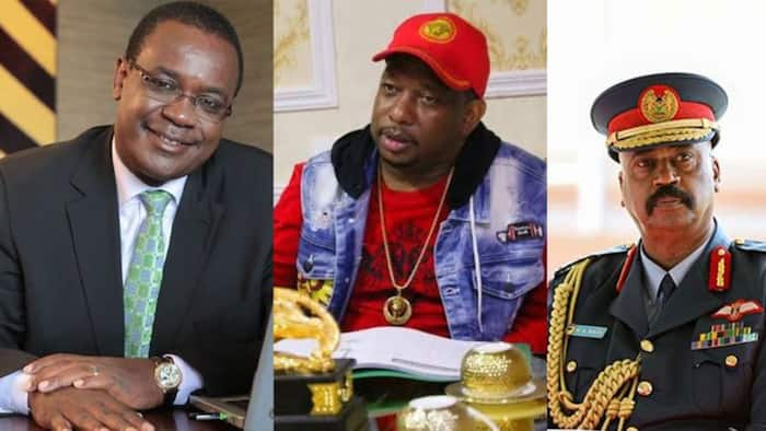 Majority of Kenyans Say General Badi Has Performed Better than Mike Sonko and Evans Kidero, TUKO.co.ke Poll